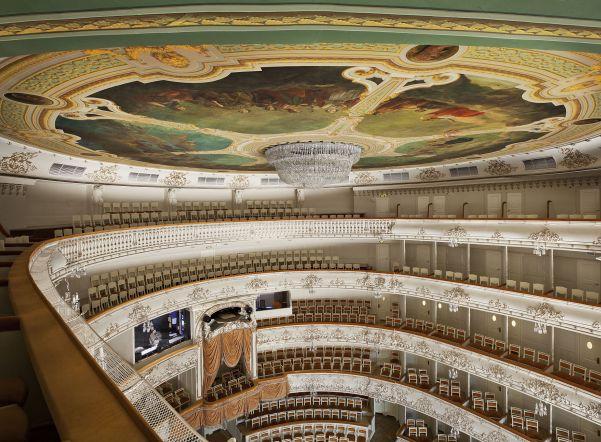 Гала-концерт звезд российского балета в поддержку борьбы с РМЖ